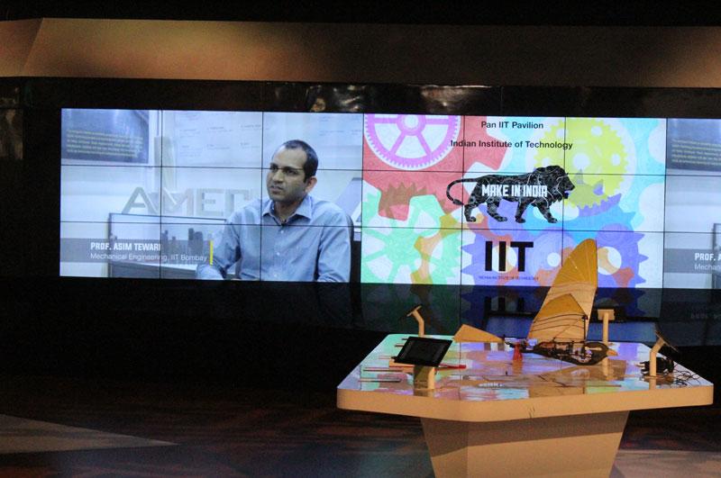 startup seminar in iits